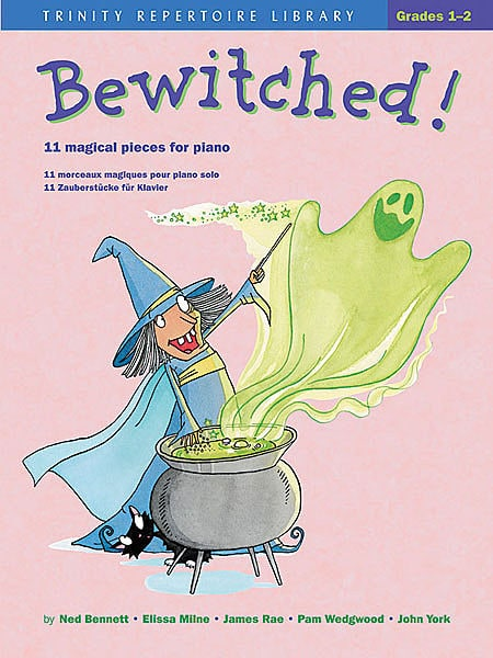 Bewitched grades 1 and 2