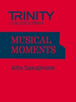 Alto Saxophone Musical Moments
