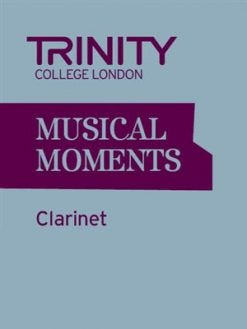 Clarinet Musical Moments