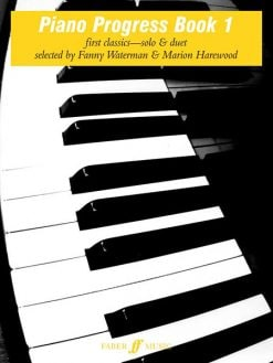 Piano Progress Book 1