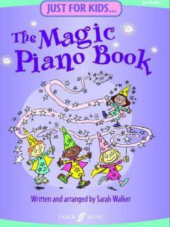the magic piano book