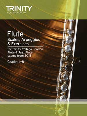 Flute Scales and Arpeggios from 2015