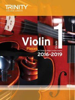 Violin 2015-2019 Grade 1 Score & Part