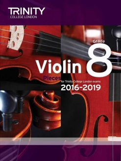 Violin 2015-2019 Grade 8 Score & Part