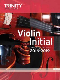 Violin 2015-2019 Initial Score & Part