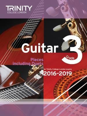Guitar Exam Pieces Grade 3 2016-2019 Australia