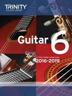 Guitar Exam Pieces Grade 6 2016-2019