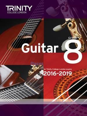 Guitar Exam Pieces Grade 8 2016-2019