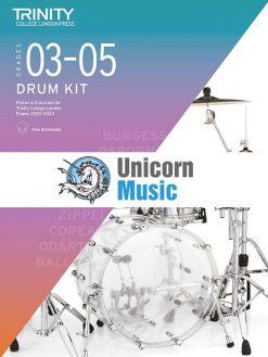 Trinity drum grade 03-05-2020