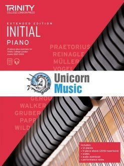 Trinity Piano Initial 2021-23